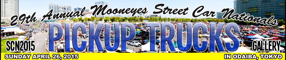 29th Annual Mooneyes Street Car Nationals® Gallery – Pickup Trucks