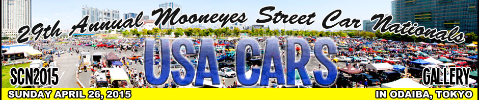 29th Annual Mooneyes Street Car Nationals® Gallery – USA Cars