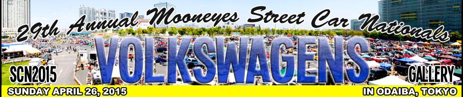 29th Annual Mooneyes Street Car Nationals® Gallery – Volkswagens